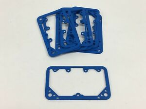 50 Pack Holley Carburetor Blue Non Stick Fuel Bowl Gasket 2300 4150 4160 4500