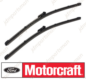 Motorcraft Beam Wiper Blade 24 22 set Of 2 Front Ww2401pf Ww2201pf