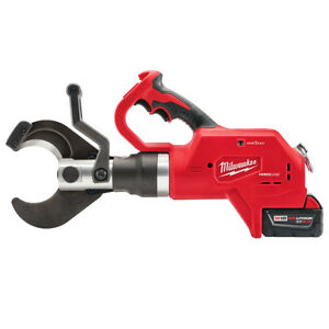 Milwaukee 2776 21 18 volt 3 inch M18 Force Logic Underground Cable Cutter Kit