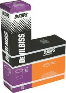 Devilbiss Dekups Gravity Feed 24 Oz 710 Ml Disposable Cups And Lids Dpc601