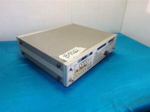 Panasonic Vp 8191a Fm am Signal Generator As Is