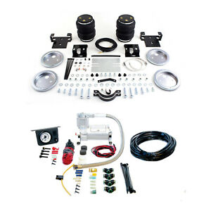 Air Lift Control Air Spring Single Air Leveling Kit For Silverado 2500 Hd 3500