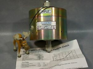 Warner Electric Mpc120190 Magnetic Particle Clutch