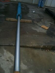 Hydraulic Cylinder 1500 Psi 5 Bore 80 Stroke 3 1 2 Rod