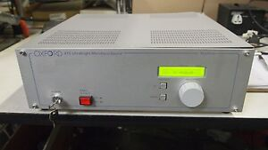 Oxford Xtg Ultrabright Microfocus Source Autofocus X ray Control Unit Xm80 90n