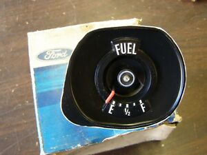 Nos Oem Ford 1972 1976 Thunderbird Gas Tank Fuel Gauge Indicator 1973 1974 1975