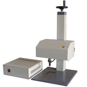 Portable Pneumatic Marking Machine Nameplate Sign Metal Marking Tagging Machine