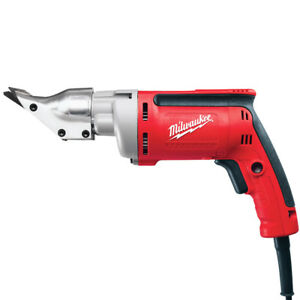 Milwaukee 6852 20 18 Gauge Shear Cutters W Hex Wrench