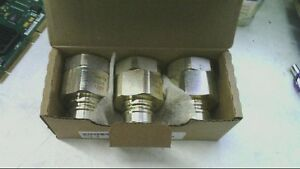 New Parker Snap tite Stainless Steel Natural Gas Valve Fitting 1 25psi B747 3