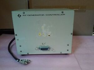 V g Gas Analysis Model 82p Rf Generator Controller