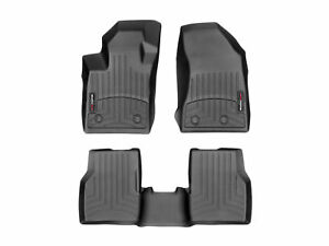 Weathertech Digitalfit Floorliner For Jeep Compass 2017 2019 1st 2nd Row Black
