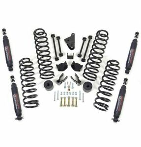 Readylift 4 Coil Spring Lift Kit W Sst3000 Shocks For 07 17 Jeep Jk Wrangler
