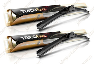 Trico Force Beam Premium Wiper Blade 24 20 set Of 2 25 240 25 200