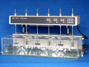 Dissolution Tester Tablet Capsule Dissolution Tester Eight Vessels Rc 8 E