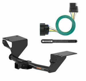 Curt Class 3 Trailer Hitch Wiring For Chevy Traverse
