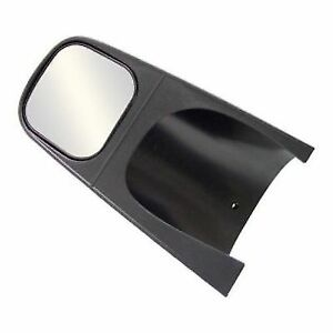 Cipa 11601 Black Driver Side Custom Towing Mirror For Ford lincoln