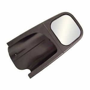 Cipa 11502 Black Passenger Side Custom Towing Mirror Classic For Ford