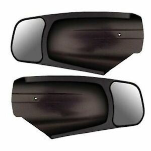 Cipa 10950 Custom Towing Mirrors For Silverado Sierra