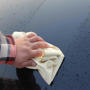 Car Towel Absorber Synthetic Drying Chamois Wipe Washing Clean Home Dry Pva Auto