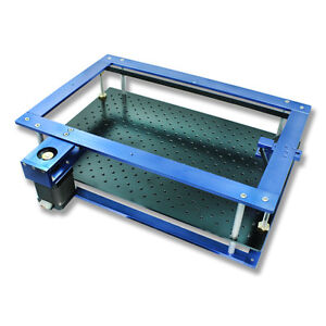 Power Table Bed Kit For K40 Small Laser Machine