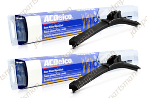 Acdelco Winter Beam Wiper Blade 24 19 set Of 2 Front 8 3324 8 3319