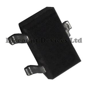 1 100pcs Bss84 P channel Mosfet Transistor
