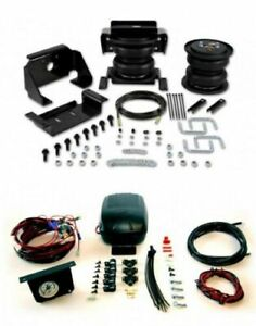 Air Lift Rear Suspension Air Bag Single Path Leveling Kit For F 550 Super Duty