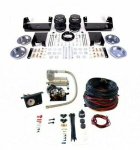 Air Lift Suspension Air Bag Dual Path Leveling Kit For 09 12 Ford Pickup F53