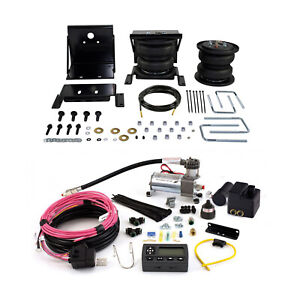 Air Lift Control Air Spring Wireless Air Compressor Kit For Topkick C5500 4500