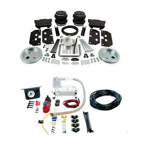 Air Lift Control Air Spring Single Path Leveling Kit For Dodge Ram 2500 Rwd