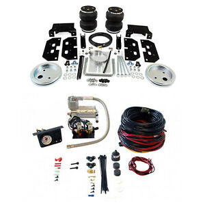 Air Lift Control Air Spring W Dual Path Leveling Kit For 03 10 Dodge Ram 2500