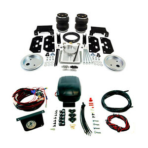 Air Lift Control Air Spring W single Path Leveling Kit For Dodge Ram 3500 4wd