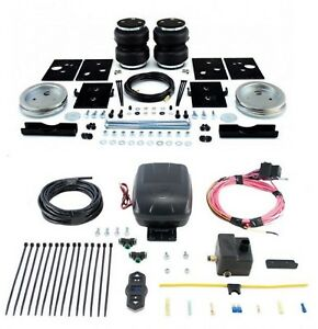 Air Lift Rear Control Air Spring W Single Path Air Compressor Kit For Ram 2500