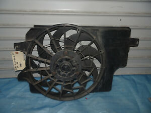1994 1995 Ford Mustang Gt 5 0 Electric Engine Cooling Motor Fan Assembly Tested