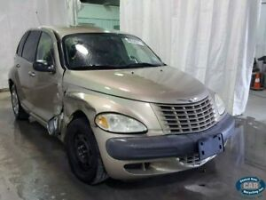2003 Chrysler Pt Cruiser 2 4l 4 Cyl 8th Digit Of Vin Is A b Engine 276942