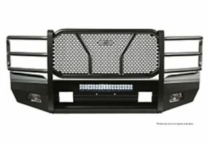 Steelcraft 60 10460 Heavy Duty Front Elevation Replacement Bumper For Gmc 2500hd