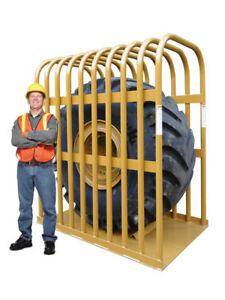 Ken tool 36011 Earthmover Tire Inflation Cage