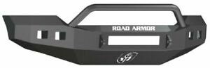 Road Armor 611r4b Nw Front Black Steel Pre Runner Guard Bumper For F 250 F 350