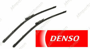 Denso Beam Wiper Blade 24 24 set Of 2 Front 161 1324