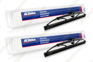 Acdelco Advantage Wiper Blade 24 24 set Of 2 Front 8 4424