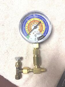 R600a R290 R1270 Can Taper With Gauge Made For The Self Sealing 7 16 Cans