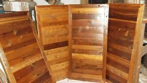 10pc Lot Reclaimed Barn Wood Table Top 24x48 Urban Rustic Restaurant Modern Cafe