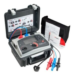 New Megger Mit515 5kv Insulation Resistance Tester With Selectable Test Voltage
