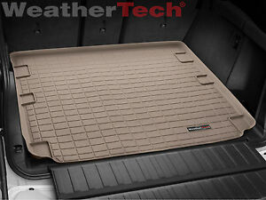 Weathertech Cargo Liner Trunk Mat For Bmw X5 x5 M 2007 2018 Tan