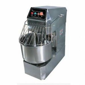 20l Commercial Home Double Action Double Speed Spiral Dough Mixer 1100w