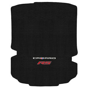For Chevrolet Camaro 2016 2020 Coupe Trunk Floor Mats Camaro Rs Red 600299