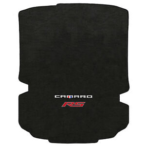 For Chevrolet Camaro 2016 2017 Coupe Trunk Floor Mats Camaro Rs Red 620204