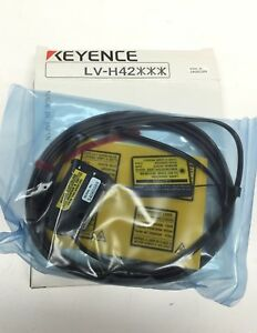 Keyence Lv h42 Long Distance Reflective Wide Detection Laser 1000mm Max 650nm
