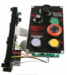 New Milwaukee 23 35 0312 Control Panel Kit Full Wave For Magnetic Drills Sale