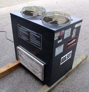Pneumatech Compressor Air Dryer Model Ada 80 80 Scfm 1 Phase 115 Volt